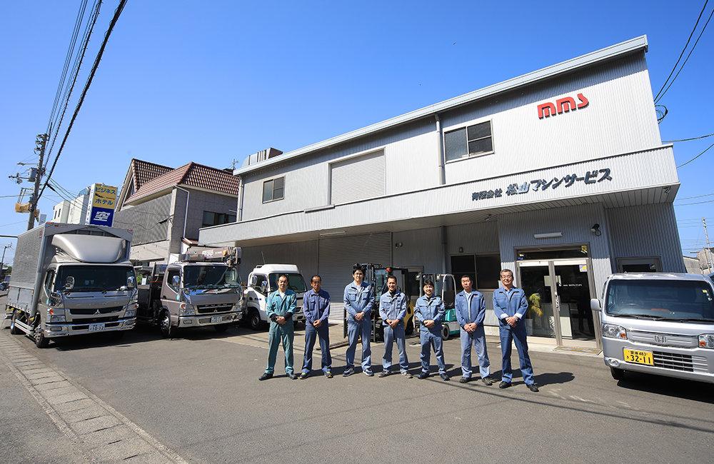 松山マシンサービスは、製パン、製菓、厨房機器、食品機械、販売修理、中古機械買取、販売を行っております。